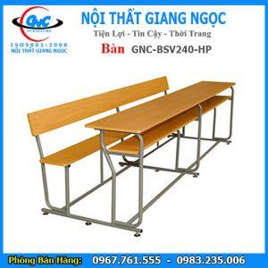 bán bàn ghế học sinh sinh viên BVS240HP