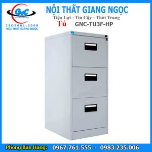 Tủ rài liệu sắt giang ngoc TU3F hòa phát