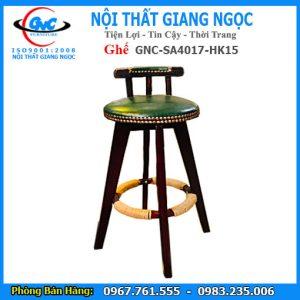 Bán ghế quầy bar SA4017 HK15 giá rẻ