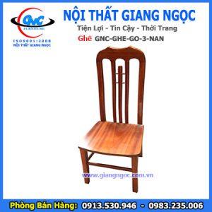 Ghế gỗ 3 nan phòng họp giá rẻ thái bình