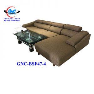 Bộ Sofa nỉ 47- 4 giá rẻ thái bình